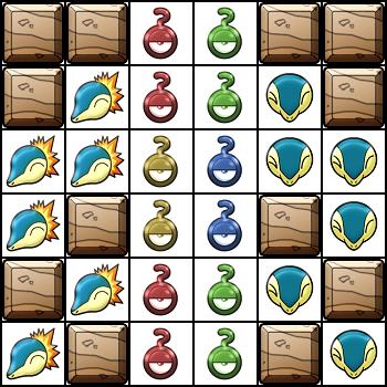 Great Challenge - Cyndaquil (Winking)