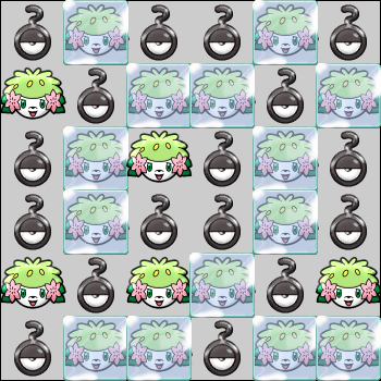 Commemorative Event - Shaymin (Land)