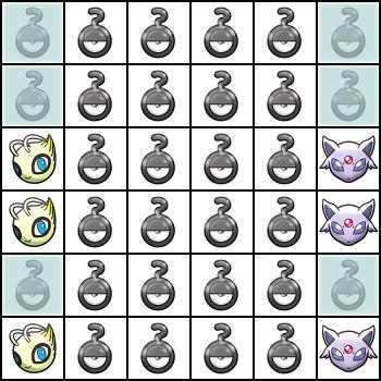 Escalation Battles - Celebi (101-124)
