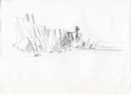 Beach Cliffsteps