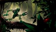Lewa Mata in Jungle with Glowing Eye
