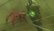 Animation Visorak Vohtarak Venom