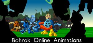 Bohrok Animations