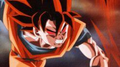 Super Saiyanin God fanart (9)