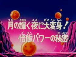 Dragon Ball Z, odcinek 008, tytuł.png