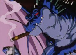 Niebieski Shen Lóng z cygarem.jpg