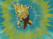 Goku SSJ Three (11) Atak