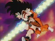 Raditz & Goku