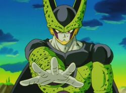 Cell w Atsumare! Goku world.jpg