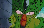 Cell z przyszłości Trunksa kontra Trunks z przyszłości (1)
