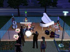 Zespół w The Sims 3