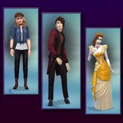 Przykładowe wampiry