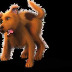 Pies w The Sims 3: Zwierzaki