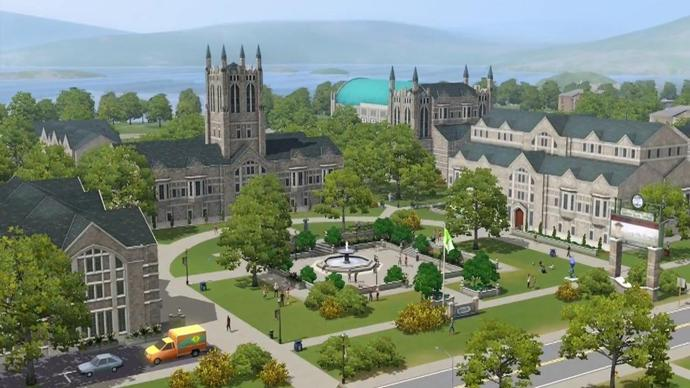 Uniwersytet Simowy
