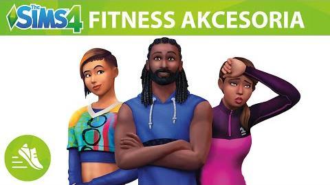 The Sims 4 Fitness Akcesoria oficjalny zwiastun