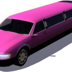 Limuzyna The Sims 3 (różowa)