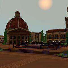 Starówka - Piazza Regalia