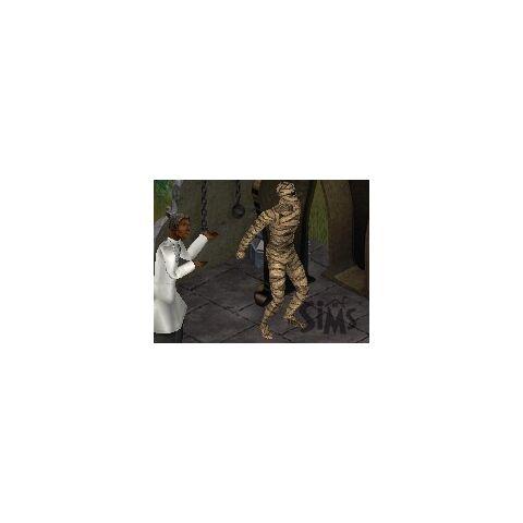 Tańcząca Czyjaś Mumia.