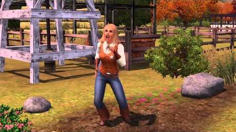 The Sims 3 Film Akcesoria - zwiastun