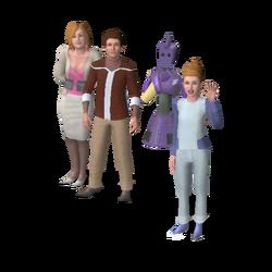 Rodzina Castle
