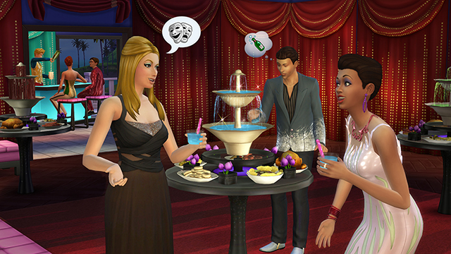 The Sims 4: Wytworne Przyjęcie
