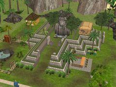 Świątynia Jumboka IV