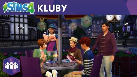 The Sims 4 Spotkajmy się Oficjalny zwiastun klubów