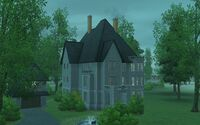Dom w Moonlight Falls
