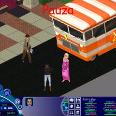 Korki uliczne to ulubiona rozrywka wszystkich NPC.