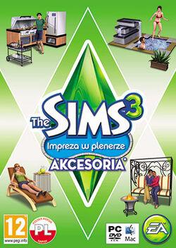 TheSims3ImprezaWPlenerze-Okładka.jpg