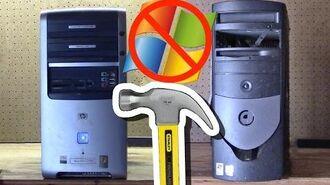 Bored Smashing - More Computers!