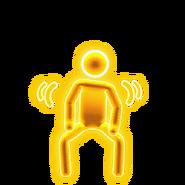 Creepy gold p