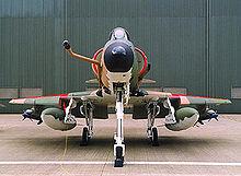 File:220px-A-4SU Super Skyhawk head on.jpg