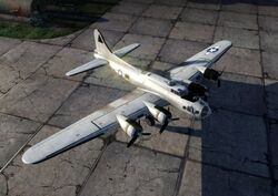 B-17G Flying Fortress (1)