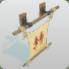 Pirate Toilet Banner icon