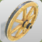 Caravan Wheel icon