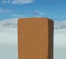Gingerbread Column - 4m