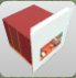Paneled Premium Food Shop icon