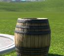 Barrel Bin
