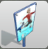 Poster Stand 3 - Security icon
