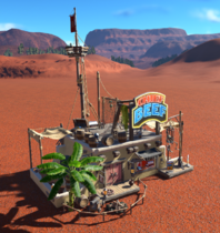 Planet Coaster - Chief Beef Store image 1