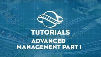 Planet Coaster Tutorial - Advanced Management Part 1