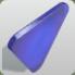 Cutout 9 - Triangle icon