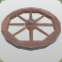 Farmers Cart Large Wheel icon
