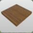 Wood Roof Flat icon