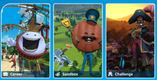 Planet Coaster - Game Modes