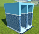 Standard Restroom Block