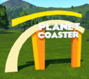 Planet Coaster Abstract Arch