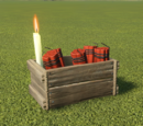 Dynamite Crate - Open