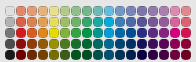 Color palette 1